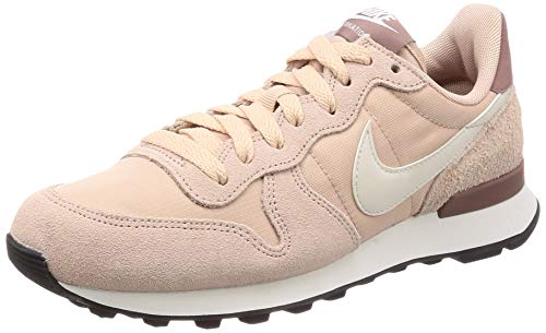 Bild von NIKE Damen Internationalist Sneakers, Mehrfarbig (Beach/Wheat Gold/Summit White 209), Eu