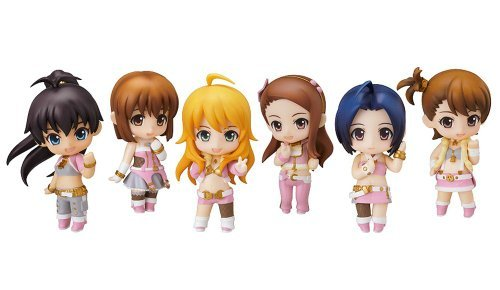 THE IDOLM@STER Stage 02 Nendoroid Petite Trading...