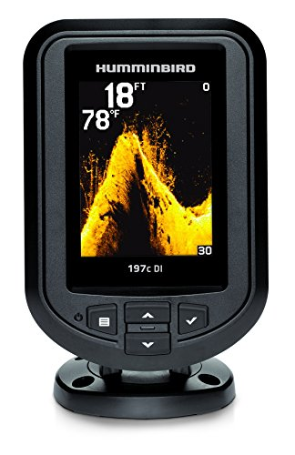 Humminbird PiranhaMax 197cx DI DownImaging Echolot Festmontage