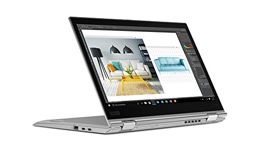 "Lenovo ThinkPad X1 Yoga 1.80GHz i7-8550U Intel® CoreTM i7 di ottava generazione 14"" 2560 x 1440Pixel Touch screen 3G 4G Argento Ibrido (2 in 1)"