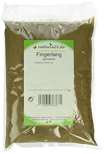 Naturix24 Fingertang Gemahlen, 1er Pack (1 x 1 kg)