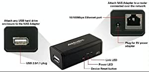 NAS Adapter