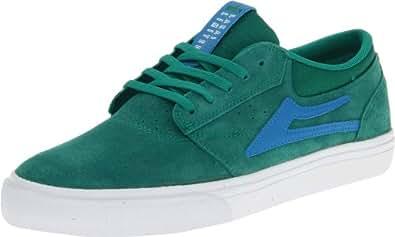 Lakai GRIFFIN MS1130227A00, Herren Sneaker, Grün (GREEN BLUE SUEDE A0910), EU 41 (UK 7) (US 8)