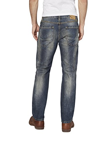 Colorado Denim Herren Jeanshose Blau (ITALIAN WASH 309)