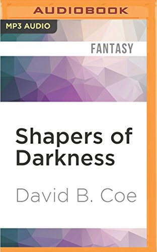 SHAPERS OF DARKNESS         2M (Winds of the Forelands, Band 4)