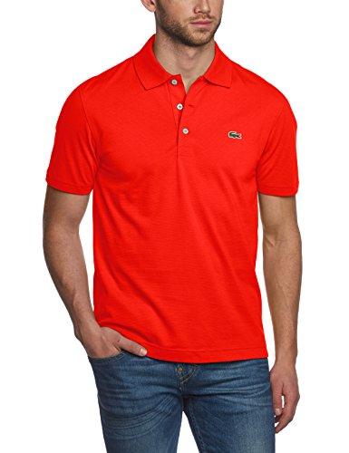 Lacoste Herren Poloshirt Orange (Etna)