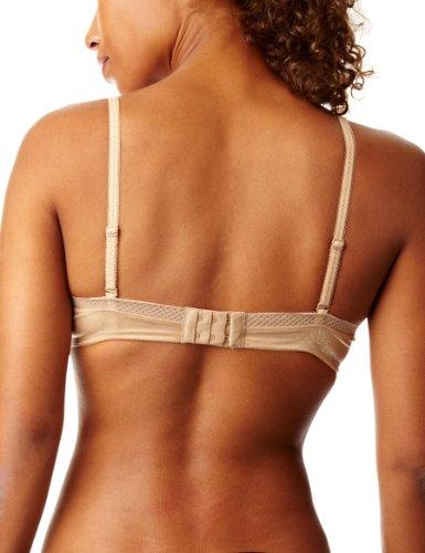 Gossard - Glossies Sheer Bra, Reggiseno da donna Beige (Nude)