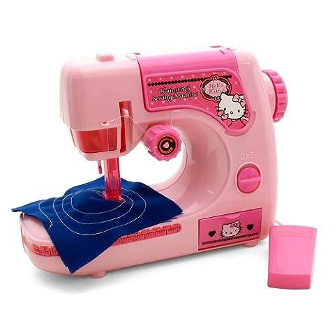 Hello Kitty Chainstitch Sewing Machine-