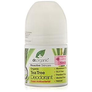 Dr.Organic Tea Tree Deodorante 50 ml
