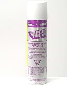 acf 50 anti korrosionsspray f r metall motorrad boot fahrrad sport freizeit. Black Bedroom Furniture Sets. Home Design Ideas