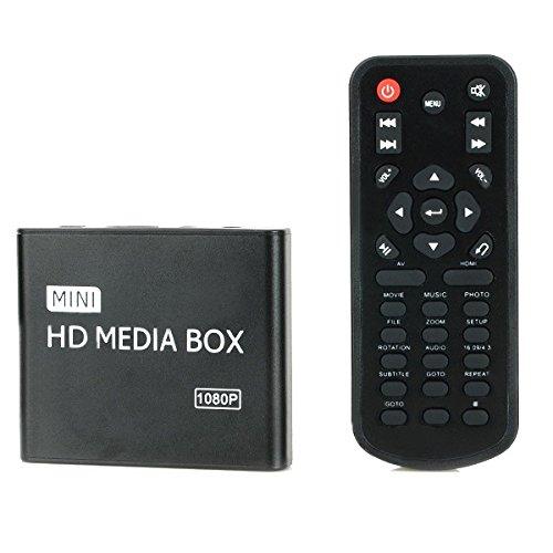 HD 1080P HDD Car Multi-Media AV Advertising Player - Hd Hdd Media