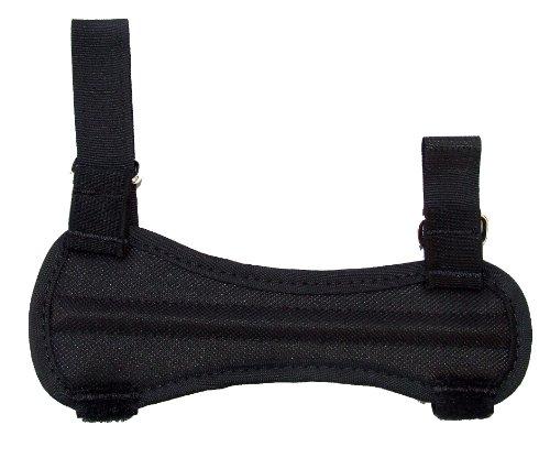 Cartel Junior Armschutz Schwarz Recurve / Compound Bogen (Junior Compound Bogen)
