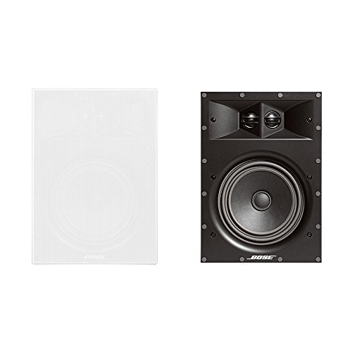 Bose Virtually Invisible 891 In-Wall Speaker - Black