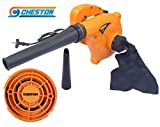 #8: Cheston 600W || 80 Miles/Hour 17,000 RPM Electric Air Blower Dust PC Vacuum Cleaner