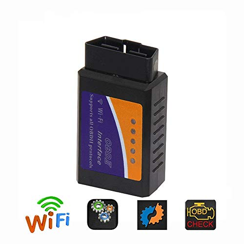 ZZKJTYMZZKJ Auto Erkennung, WiFi, OBD2Diagnoseinstrument, Unterstützung Für Android Apple System, Auto Scanner Für Alles Auto