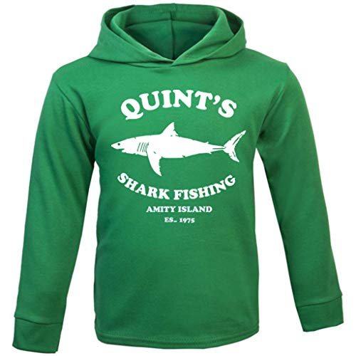 Great White Shark Baby Kostüm - Jaws Quints Shark Fishing Baby