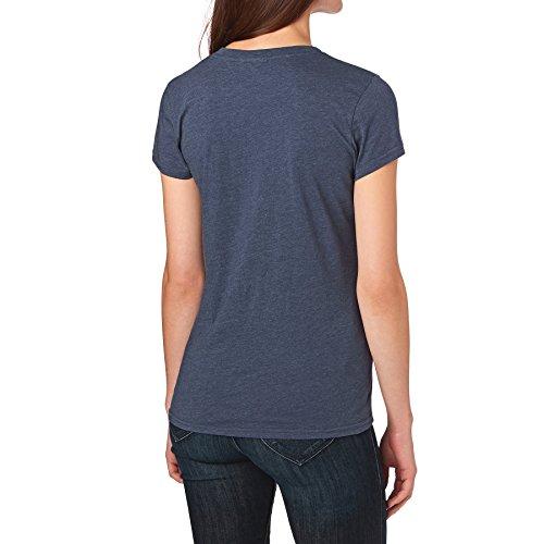 Animal - T-shirt - Femme blue