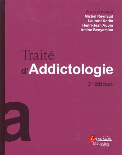 Traité d'addictologie