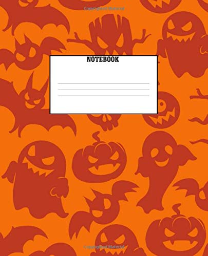 Clearance Halloween Inflatables - Notebook: Get your spook on with