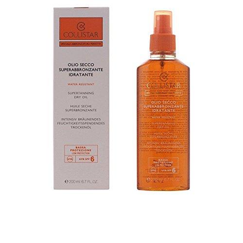 Collistar - PERFECT TANNING huile sèche bronzage SPF6 200 ml