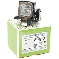Alda PQ-Premium, Lampe de projecteur pour JVC PK-L2312U Projecteurs, Lampe avec boîtier