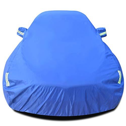 JLZS-Car Covers Couverture de Voiture Convient pour Couvercle de Voiture BMW X1 / x3 / x4 / x5 / x6 1 séries / 3 séries / 4 séries / 5 séries / 6 séries / 7 séries Vêtements Oxford Cloth Clothing