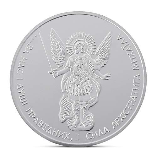 FANER Moneda Conmemorativa ucraniano Arcángel Colección...
