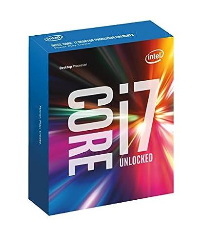 Intel Core i7–6700K Prozessor (4GHz, 8M Cache, lga1151)