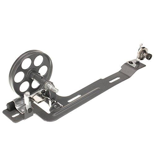 ChaRLes Industrielle Nähmaschine Bobbin Winder Hoist 3 Inch Wheel For Consew/Singer/Juki/Brother (Nähmaschine Consew)