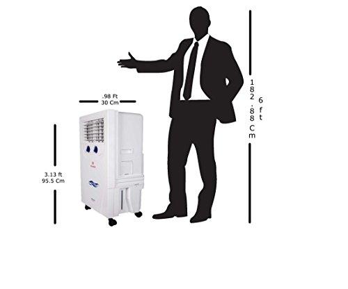 Singer Atlantic Senior 34-litre Personal Cooler (white)