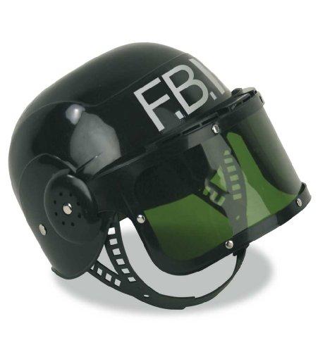 FBI-Helm, klein, Karneval, FBI, Geheim, Kopfbedeckung, Helm, Spielzeug