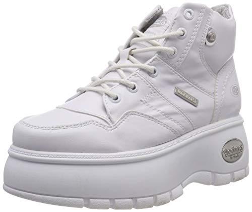 Dockers by Gerli Damen 43DR202 Hohe Sneaker Weiss 500, 40 EU