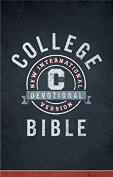NIV, College Devotional Bible, eBook di [Hudson, Christopher D.]