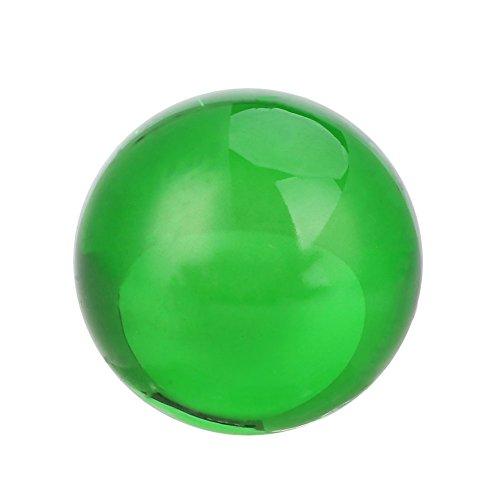 Rosepoem Klar Kristall Ball Art Decor Crystal Prop für Fotografie Dekoration