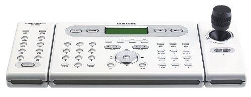 SS255 - SYSTEM CONTROLLER Tastatur CCTV SAMSUNG SCC-3100A Fernbedienung für PTZ DOME Kameras, DVRS und MATRIX Rangierlokomotiven Samsung Dvr