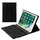 Wendapai Hülle kompatibel Design Hülle, dünn Anti-Scratch Anti-Scratch zurück Hülle Full Hülle kompatibel mit iPad Air 1-Black