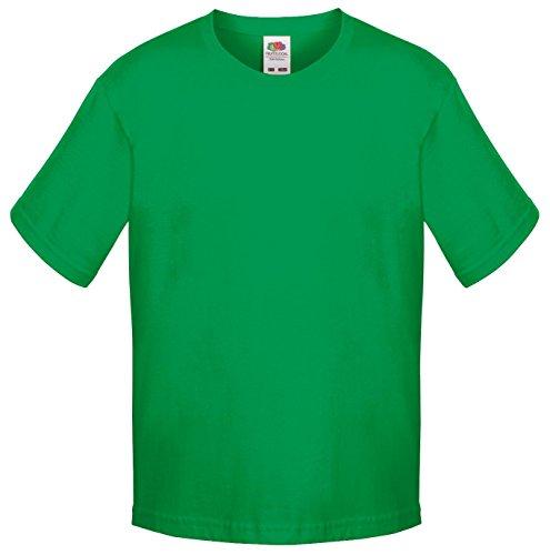 Fruit of the Loom Unisex Kids Sofspun T-Shirt
