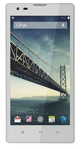 (CERTIFIED REFURBISHED) V-hope 4G CDMA + GSM & GSM + GSM With 2000 Mah Battery (White)
