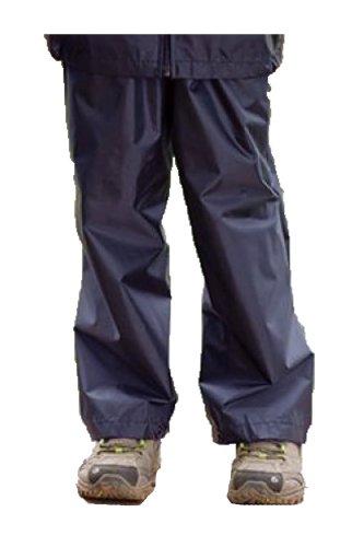Regatta Mädchen Regenhose Blau Navy 170