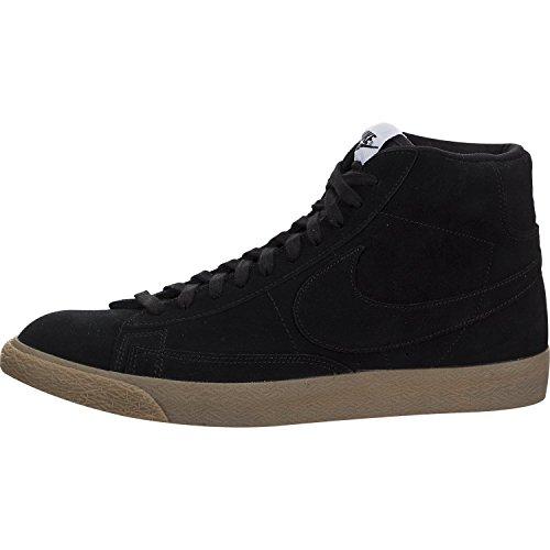 Nike 429988 009 Blazer Mid Premium Sneaker Schwarz|44.5