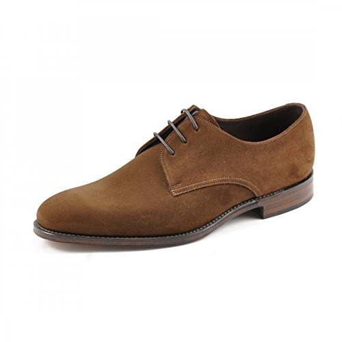 LOAKE - Derbies - Homme - Derbies suede marron Downing pour homme Brown Suede