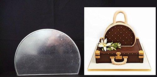 Teglia da forno in latta per torte, a forma di borsetta da donna, 5/25-Scatola singola