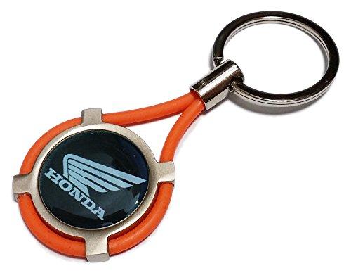 Nouveau porte-clés keyring voiture moto HONDA cbr fireblade vfr gold wing africa twin shadow OR