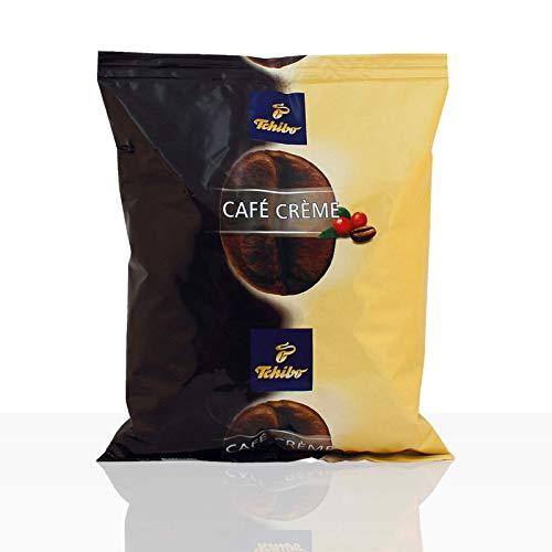Tchibo Cafe Creme Classique | Hochwertiger Kaffee aus ganzen Bohnen im 500g Beutel | Ideal für Kaffeevollautomaten | Einzigartige Kaffeequalität von Tchibo