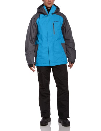 O'Neill Herren Snowboardjacke PMEX District, Deep Dresden, L, 350012