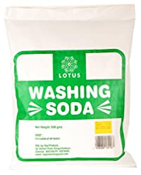 Lotus Washing Soda Powder, 500 grams