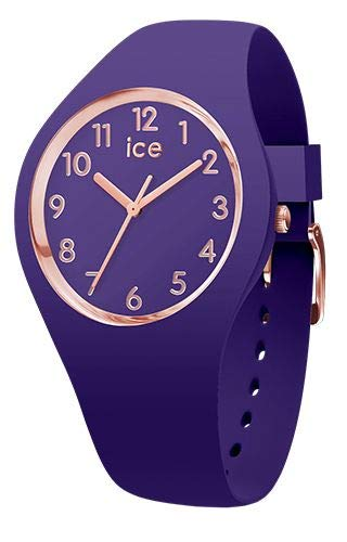 Ice-Watch Womens Analogue Quartz Watch with Silicone Strap 15695