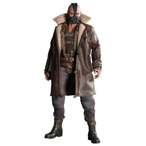 HOT TOYS BATMAN THE DARK KNIGHT RISES BANE 1:6 SCALE COLLECTIBLE FIGURE
