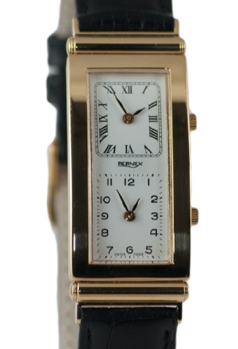 Bernex GB11147 - Reloj de pulsera hombre, piel