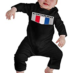Vêtements bébé Manche Longue Baby Cotton Romper Jumpsuits Long Sleeve Camaro Performance Car Unique Design Newborn Sleepsuit Gift